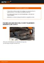 Wie Sie die vorderen Bremsbeläge am OPEL CORSA C (F08, F68) ersetzen