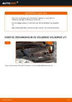 Online gratis instructies het Remblokkenset vervangen OPEL CORSA C (F08, F68)
