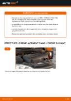 Remplacement Disque OPEL CORSA : pdf gratuit