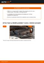 Remplacement plaquette de frein OPEL CORSA : pdf gratuit