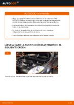 Tutorial paso a paso en PDF sobre el cambio de Discos de Freno en FIAT BRAVO II (198)