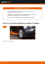 Sostituzione Kit cuscinetto ruota posteriore e anteriore FIAT BRAVA: tutorial online