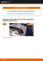 Wie Sie den Motorluftfilter am AUDI A4 B6 ersetzen