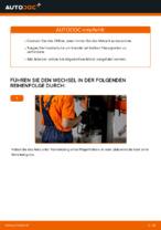 Wie Sie Motoröl und den Ölfilter am AUDI A4 B6 ersetzen