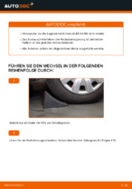 Wartungsanleitung im PDF-Format für A4