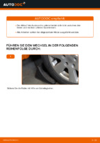 Wie Sie den Unterarm der vorderen Einzelradaufhängung am AUDI A4 B6 ersetzen