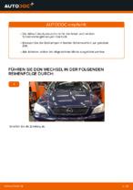 Hauptscheinwerfer Glühlampe OPEL Astra G CC (T98) | PDF Wechsel Tutorial