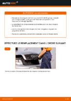 Comment remplacer des disques de frein avant sur une AUDI A4 B6