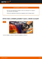 Opel Astra G Berline tutoriel de réparation et de maintenance