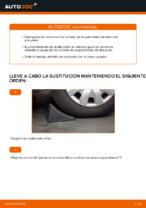 AUDI A4 manual de solución de problemas
