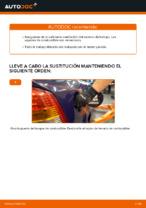 Manual de instrucciones OPEL ASTRA