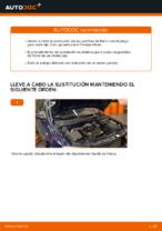 Tutorial de reparación y mantenimiento de Opel Astra F