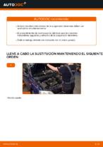Cómo cambiar los resortes de suspensión delantera en OPEL ASTRA G (T98, F08, F48)