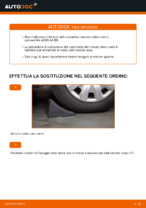 Come sostituire il cuscinetto del mozzo della ruota anteriore su AUDI A4 B6