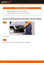 Kuinka vaihdat sytytystulpat AUDI A4 B6 -autoon