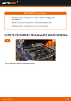 OPEL huolto - käsikirja pdf