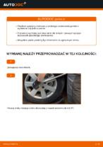 Jak wymienić sprężyny zawieszenia przedniego w AUDI A4 B6
