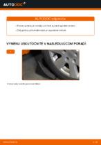 Ako vymeniť spodné rameno predného nezávislého zavesenia kolies na AUDI A4 B6