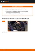 Recomendações do mecânico de automóveis sobre a substituição de OPEL Opel Astra g f48 1.6 (F08, F48) Apoios de Motor