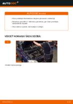 Automehāniķu ieteikumi OPEL Opel Astra g f48 1.6 (F08, F48) Motora stiprinājums nomaiņai