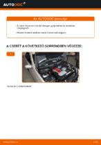 C-osztály javítási és karbantartási útmutató