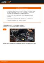 Automehāniķu ieteikumi RENAULT RENAULT MEGANE II Saloon (LM0/1_) 1.9 dCi Degvielas filtrs nomaiņai