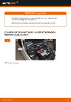 Tutorial zur Reparatur und Wartung für Mercedes S203