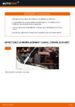 Remplacement Embout biellette de direction FIAT DOBLO : instructions pdf