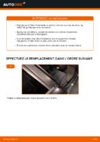 Instructions gratuites en ligne sur comment rénover Filtre à pollen RENAULT MEGANE II Saloon (LM0/1_)
