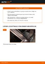 Vedligeholdelse RENAULT manualer pdf