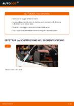 Sospensione e Armi manuale di sostituzione con illustrazioni