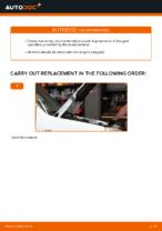 Manual PDF on DOBLO maintenance