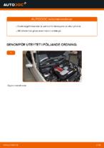 Byta Tändkassett MERCEDES-BENZ C-CLASS: online guide