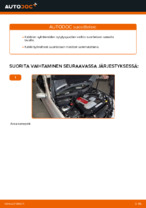 PDF opas C-sarja -huollosta