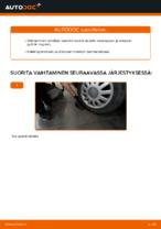 AUDI A3 huoltokirja