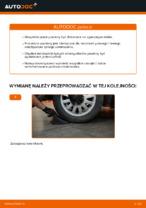 W jaki sposób wymienić tylne mocowanie amortyzatora w AUDI A3 8L1