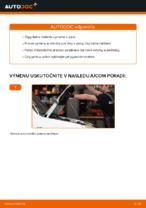 Príručka o výmene Čap riadenia v FIAT DOBLO Cargo (223) vlastnými rukami