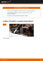 Manuál pro kutily o výměně Odpruzeni v FIAT DOBLO Cargo (223)