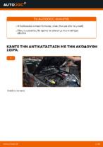 Πότε πρέπει να αλλάξει Μπουζί RENAULT MEGANE II Saloon (LM0/1_): εγχειριδιο pdf