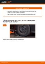 RENAULT CLIO II (BB0/1/2_, CB0/1/2_) Längslenker: Kostenfreies Online-Tutorial zum Austausch