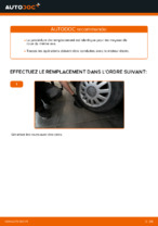 Changement Roulement De Roues AUDI A3 : manuel d'atelier