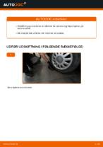 Hvornår skal Hjullejesæt skiftes AUDI A3 (8L1): vejledning pdf