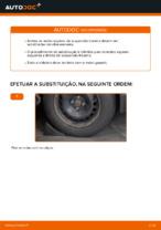 Substituir Molas de compressão traseiro esquerdo direito RENAULT MEGANE: tutorial online
