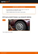 Tutorial de reparo e manutenção Audi A3 Sedan