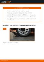 Lépésről lépésre javítási útmutató AUDI A3