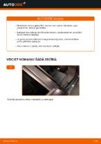 MEGANE instrukcijas par remontu un apkopi