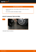 AUDI A3 lietotāja rokasgrāmata