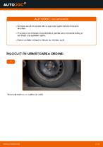 Schimbare Arc fata: pdf instrucțiuni pentru RENAULT MEGANE