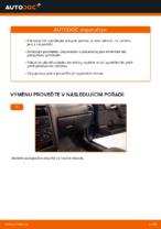 Jak vyměnit kabinový vzduchový filtr na OPEL ASTRA G (T98, F08, F48)