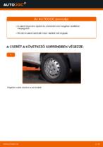 Útmutató PDF DOBLO karbantartásáról